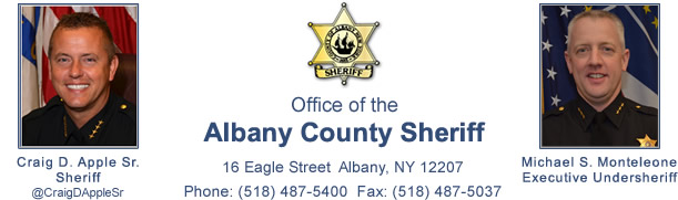 Office of the Albany County Sheriff