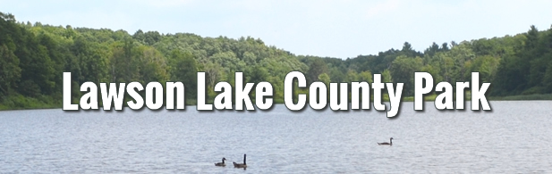 Lawson Lake County Park Banner